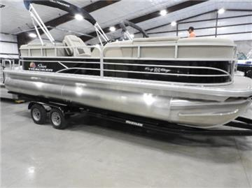 2019 Suntracker Party Barge 22
