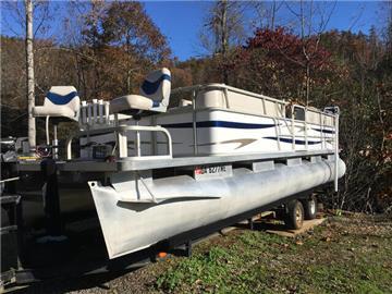New & Used Pontoon Boats For Sale | PontoonsOnly com