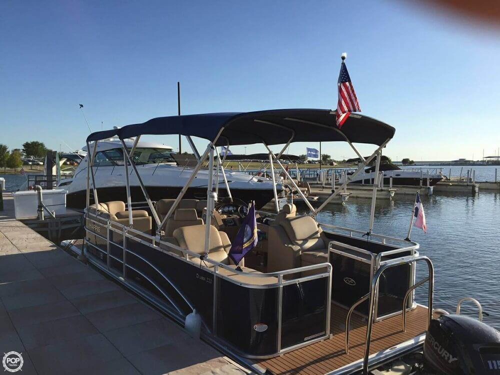 2015 Harris Flotetbote Cruiser 220 Pontoon Boats