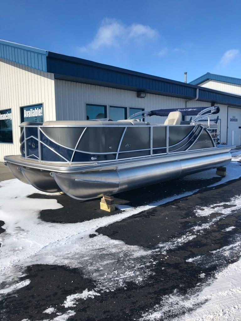 2019 South Bay Pontoons