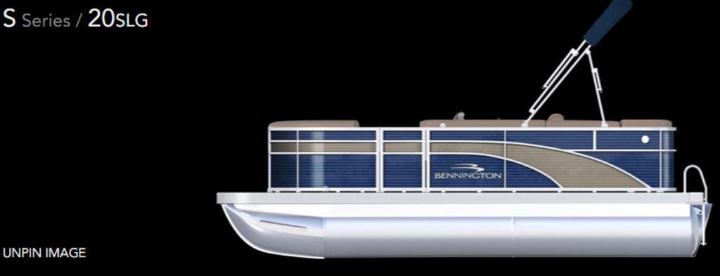 2021 Bennington 20 SLG