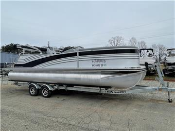 2020 Pre Owned Harris Grand Mariner 230