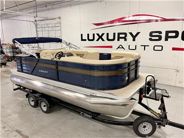 2021 Crest Pontoons Classic LX 200 ONLY $299 Month OAC!