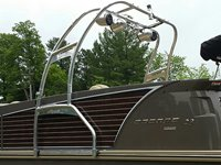 WakeWorks F250 Pontoon Tower